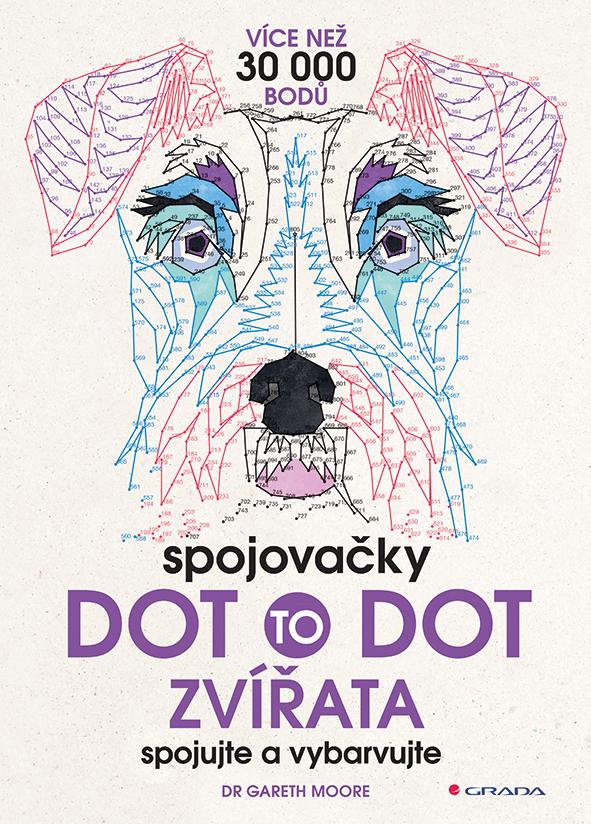 Spojovačky Dot to Dot - Zvířata - Gareth Moore