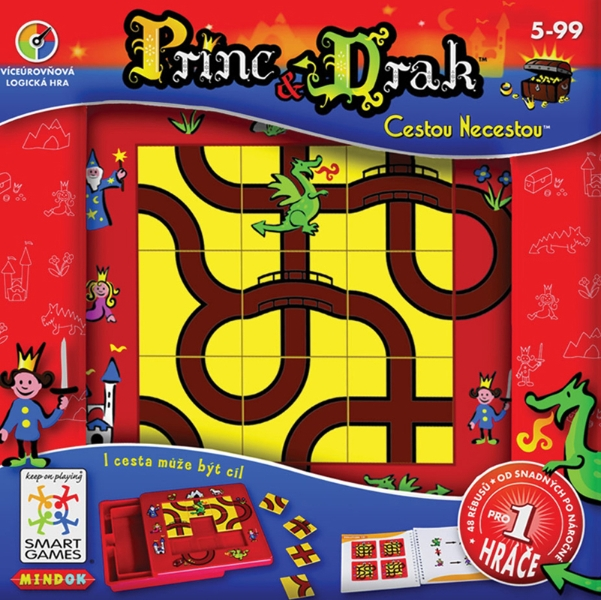 Mindok Smart Games - Princ a drak
