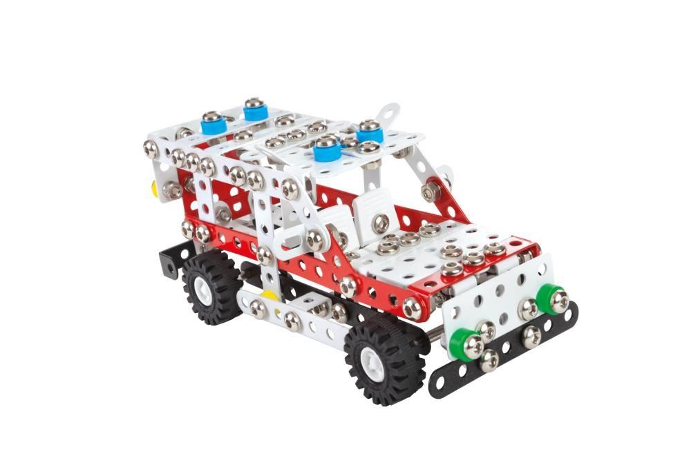 Alexander - Malý konstruktér - Sanitka (Ambulance) 329 dílků