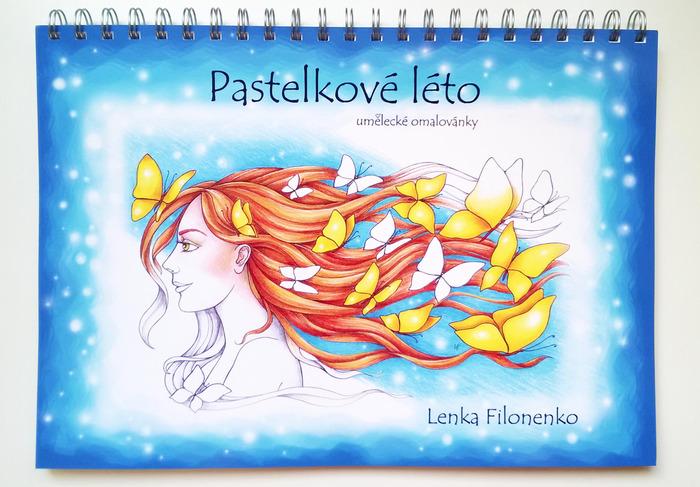Pastelkové léto - Lenka Filonenko