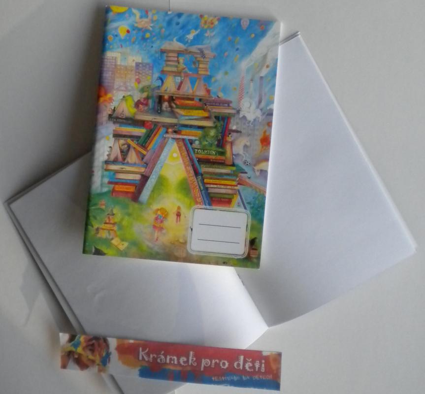 Sešit A5 bez linek - Marie Brožová - Dům knihy