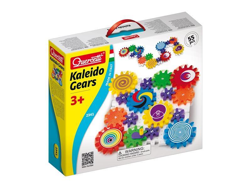 Quercetti Georello Kaleido Gears - Ozubená kolečka