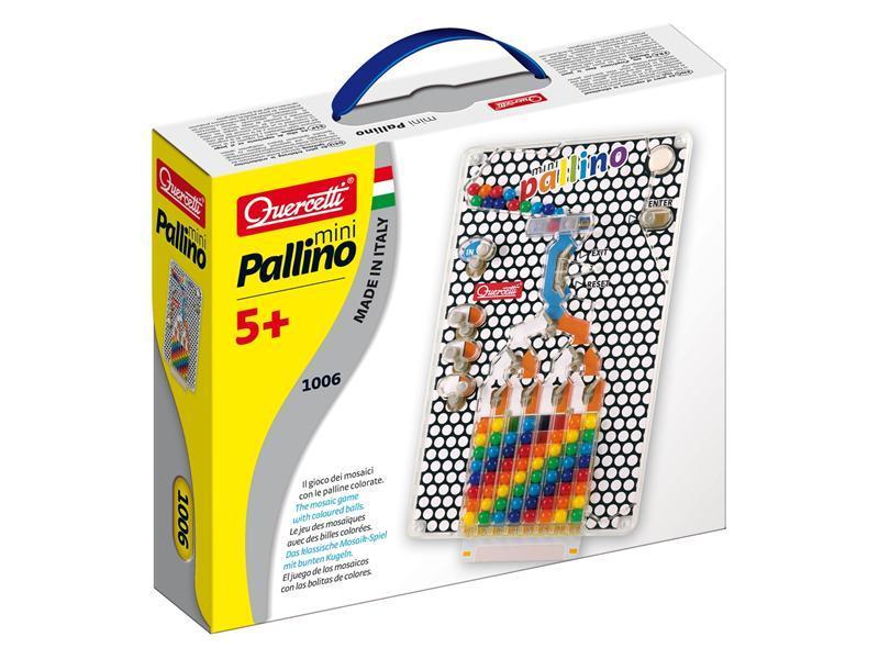 Quercetti Mini Pallino - Cestovní kuličková mozaika