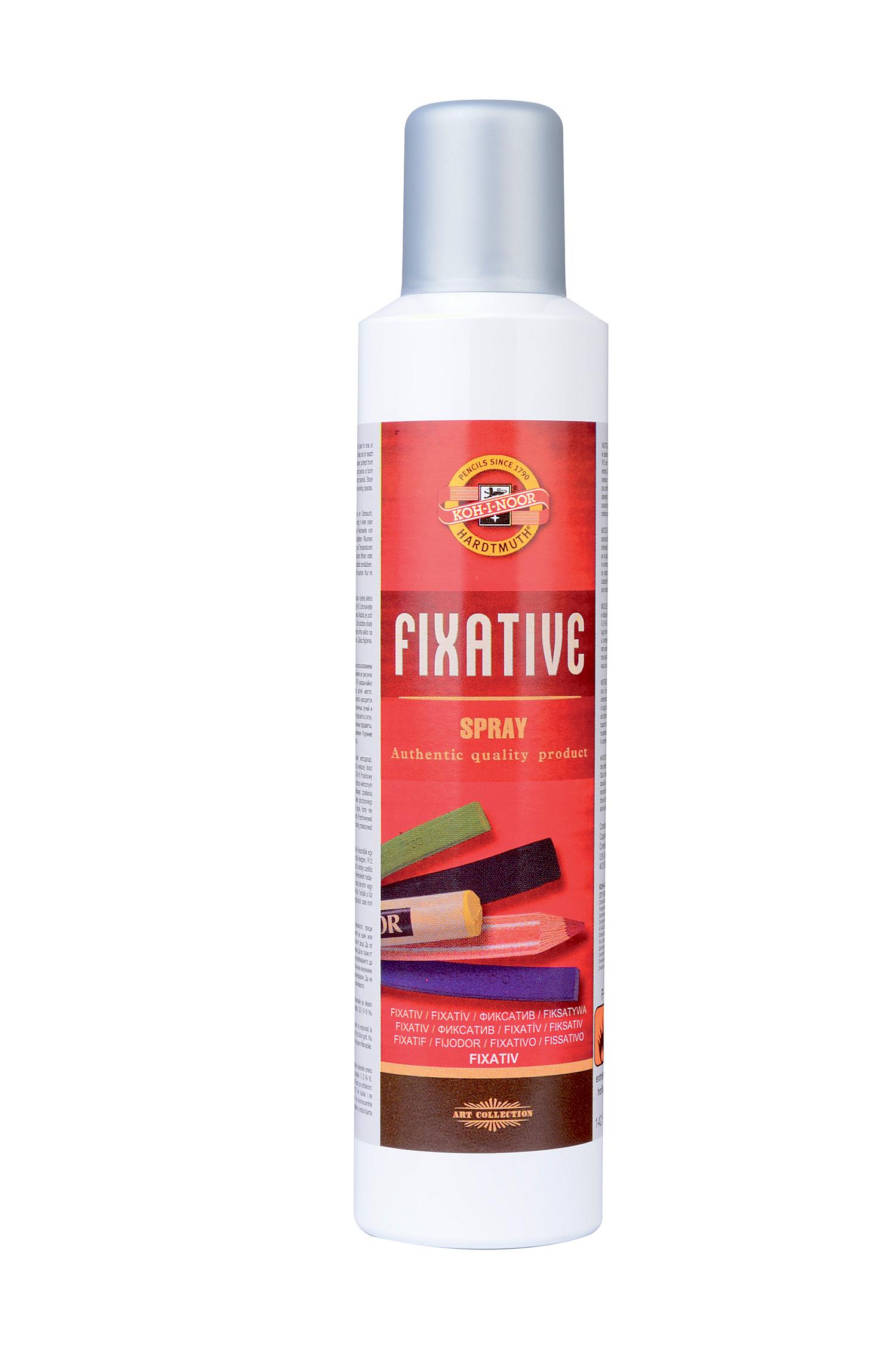 Koh-I-Noor Fixativ sprej 300 ml s UV filtrem