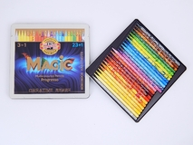 Pastelky v laku Koh-I-Noor Magic 23+1 ks nelimitovaná edice
