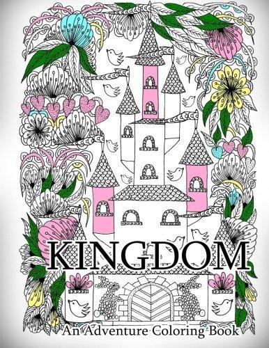 Kingdom - An Adventure Coloring Book