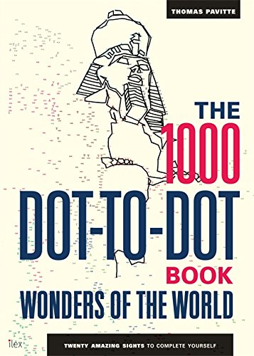1000 Dot-to-Dot Book: Wonders of the World