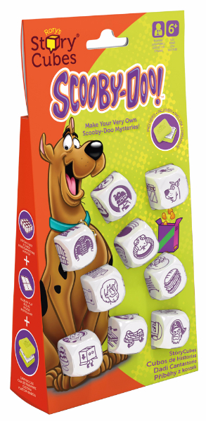 Mindok - Příběhy z kostek - Scooby-Doo