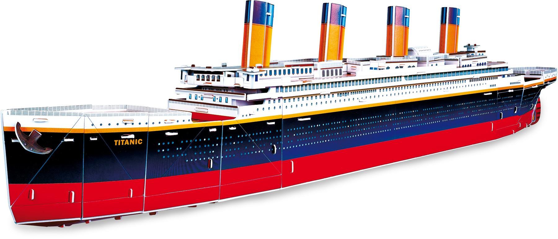 3D Puzzle Titanik