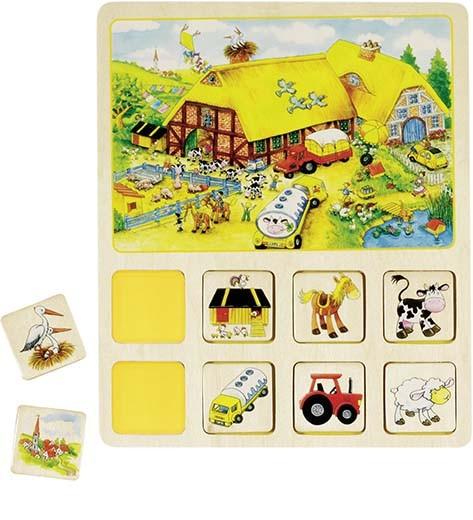 Dobrodružná didaktická hra – Farma, cirkus...