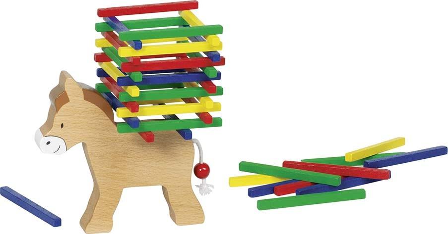 Dovednostní hra – Oslík