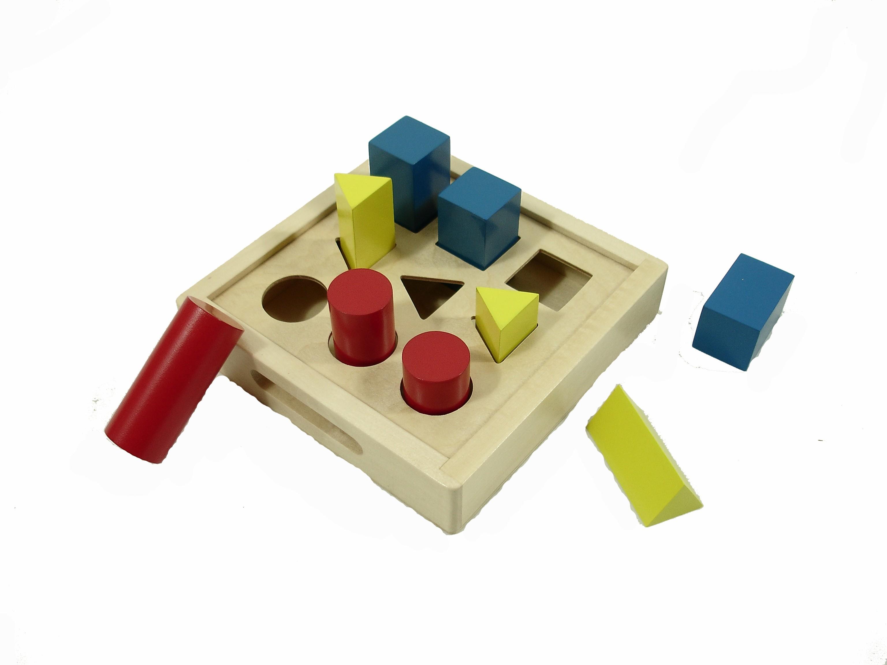 Žebřík - 3 tvary, 3 barvy