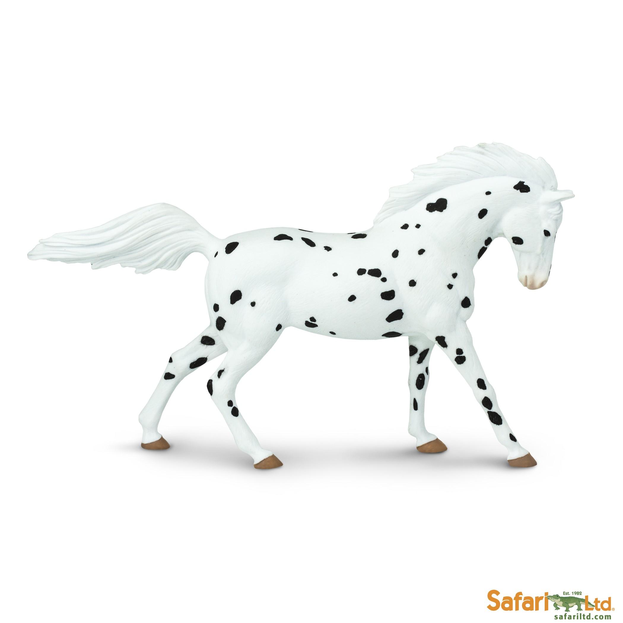 Knabstrupský kůň