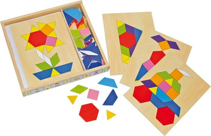 Krabice s mozaikami