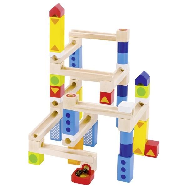 Kuličková dráha - stavební sada
