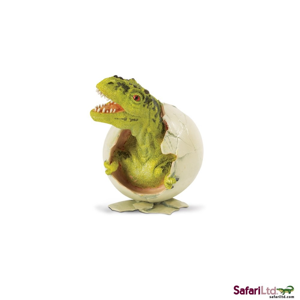 Líhnoucí se mládě T-Rexe
