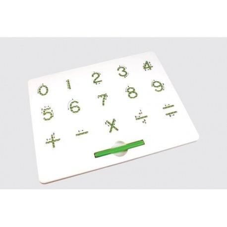 Magnetická tabulka Magpad - Číslice