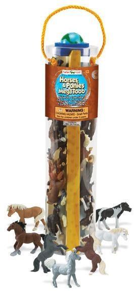 Mega tuba - Koně a poníci