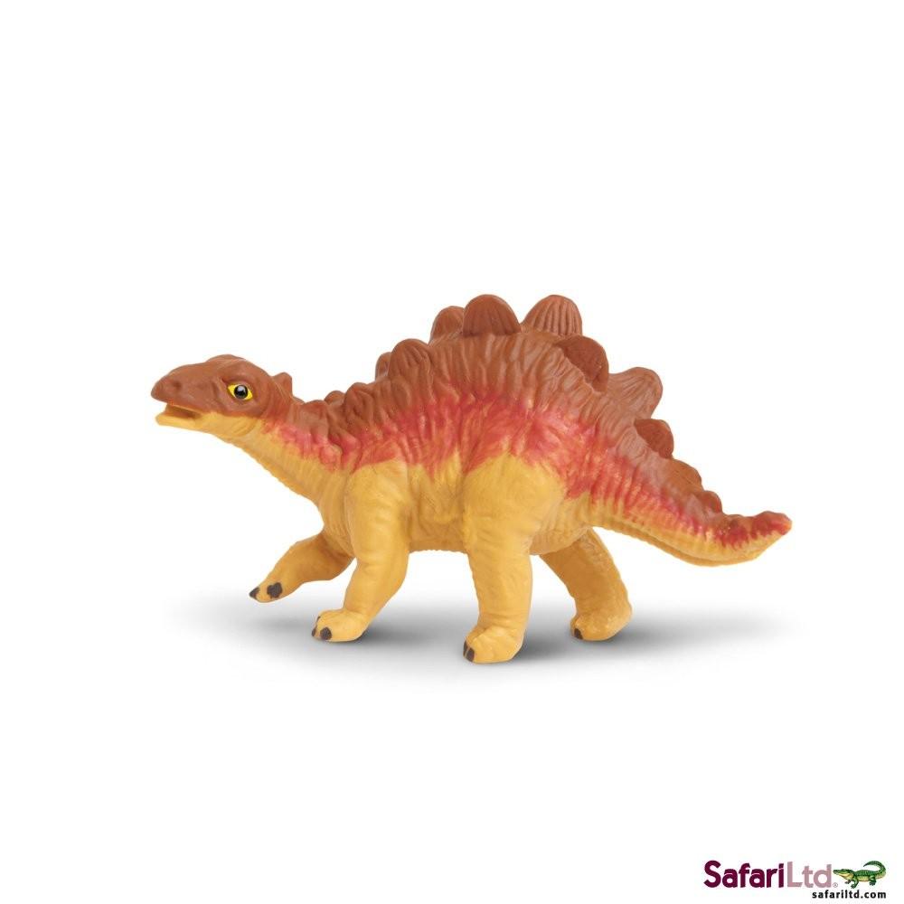 Mládě stegosaura