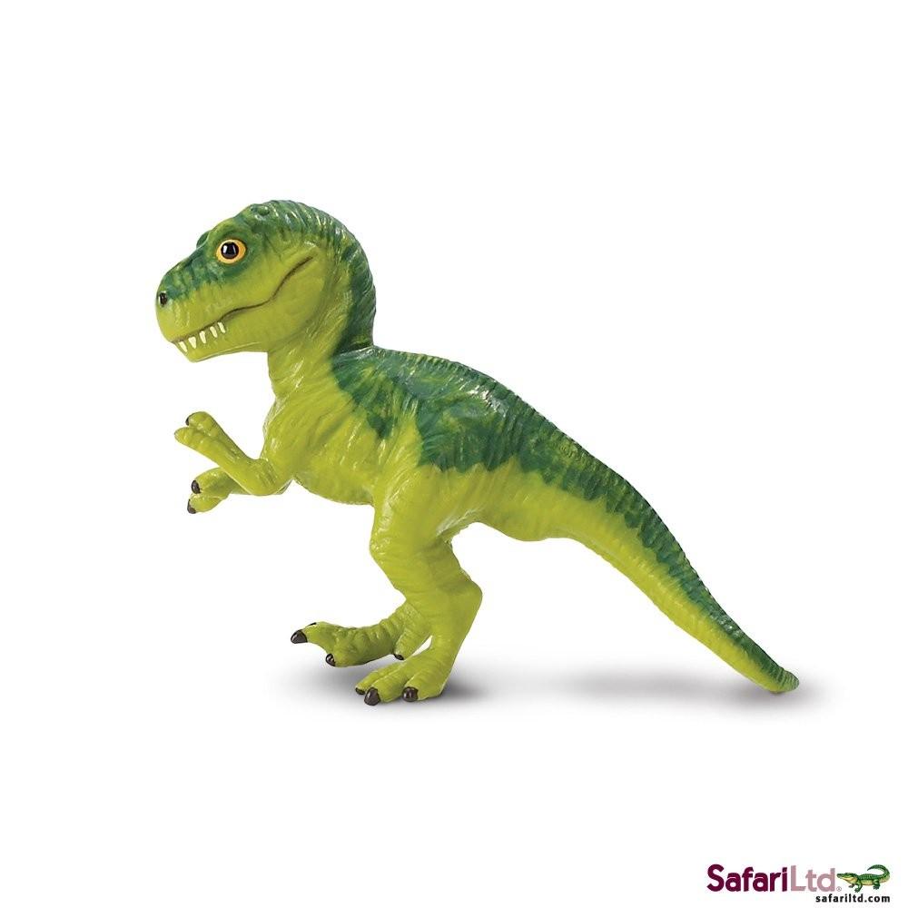 Mládě tyrannosaura Rexe