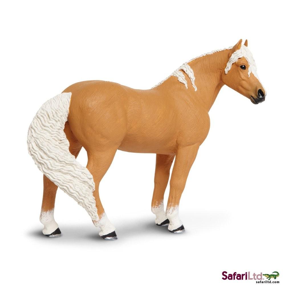Mustang Palomino klisna