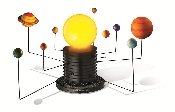 Pohyblivá sluneční soustava