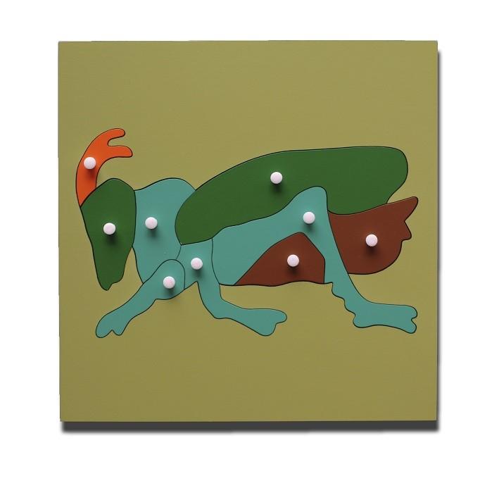 Puzzle - cvrček