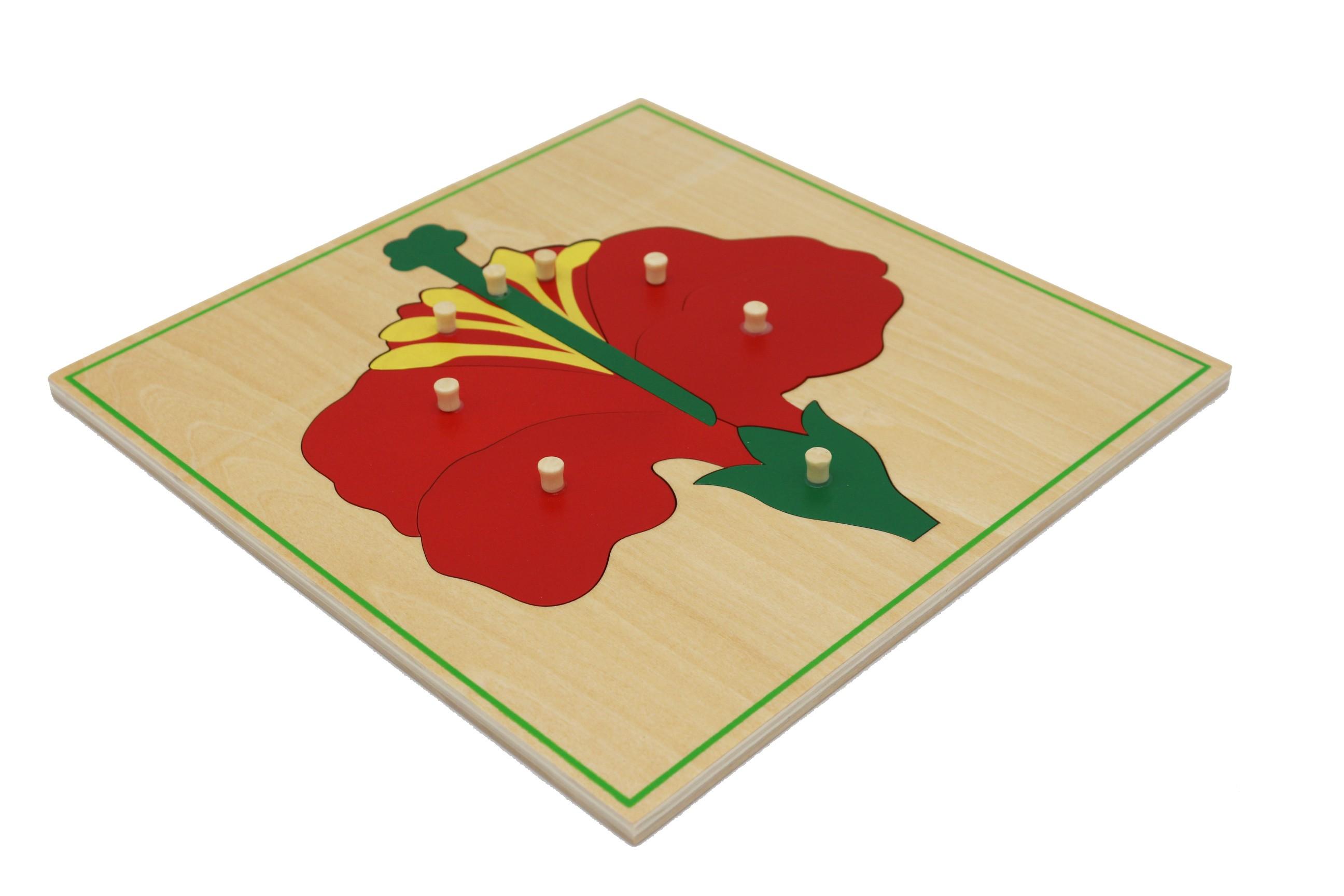 Puzzle - Květina