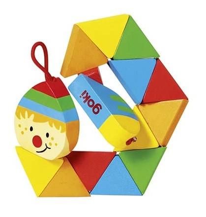 Puzzle skládačka - klaun