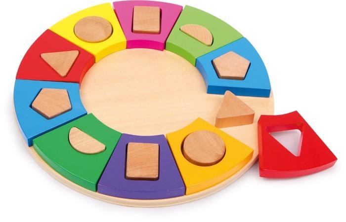 Rozeznávání tvarů - kruh