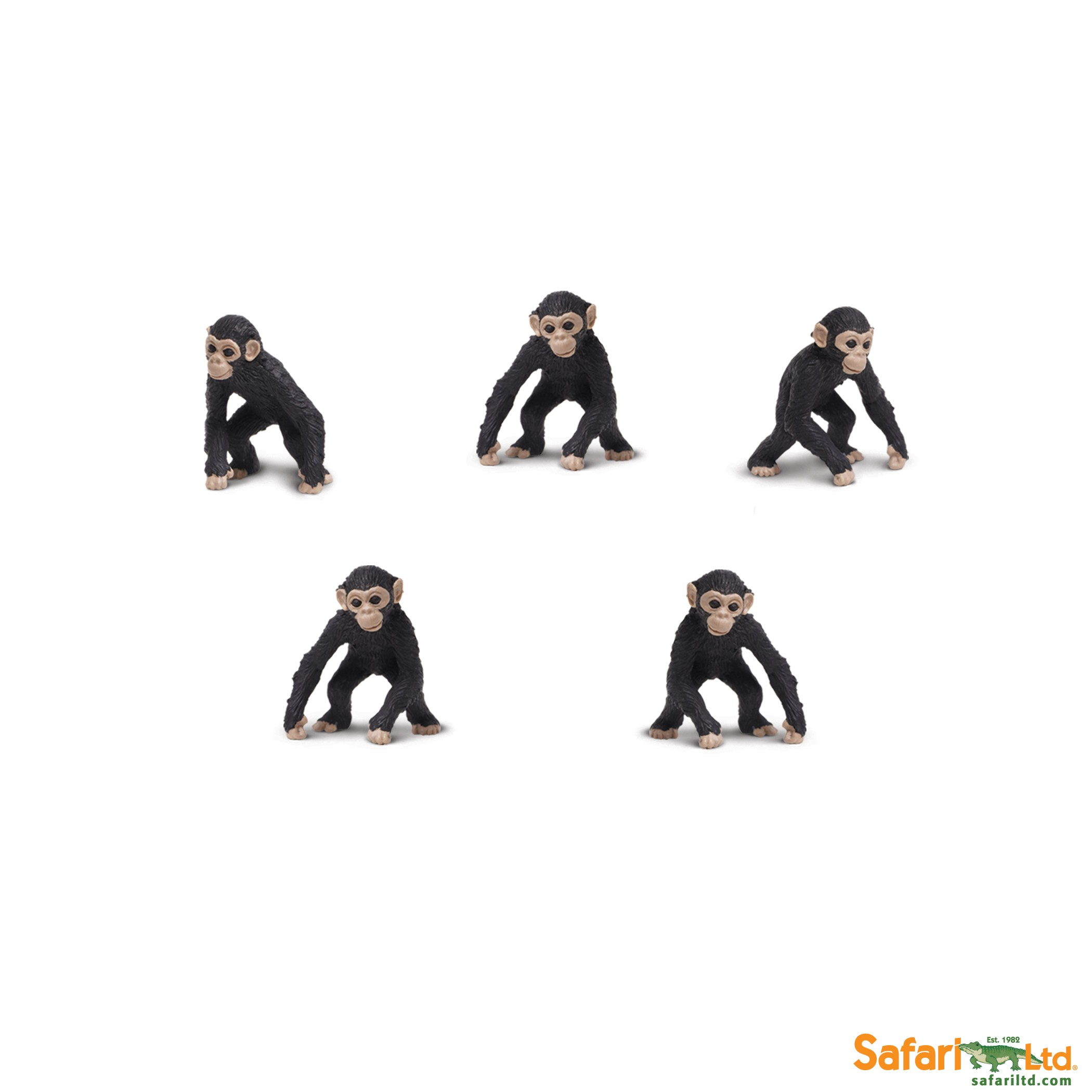 Šimpanzi - Good Luck Minis