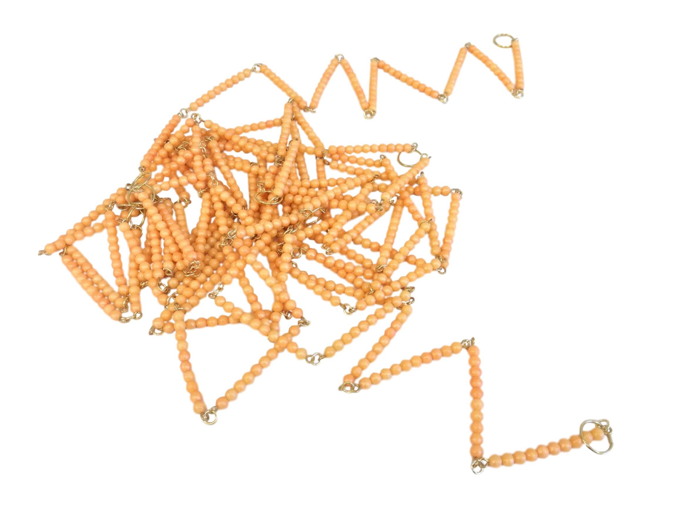 Tisícový perlový řetěz