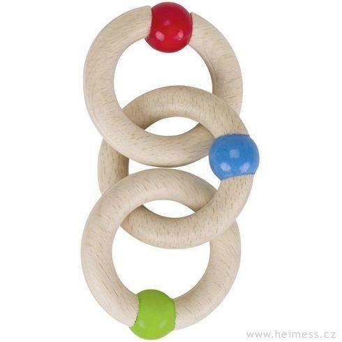 Tři kroužky - do ruky