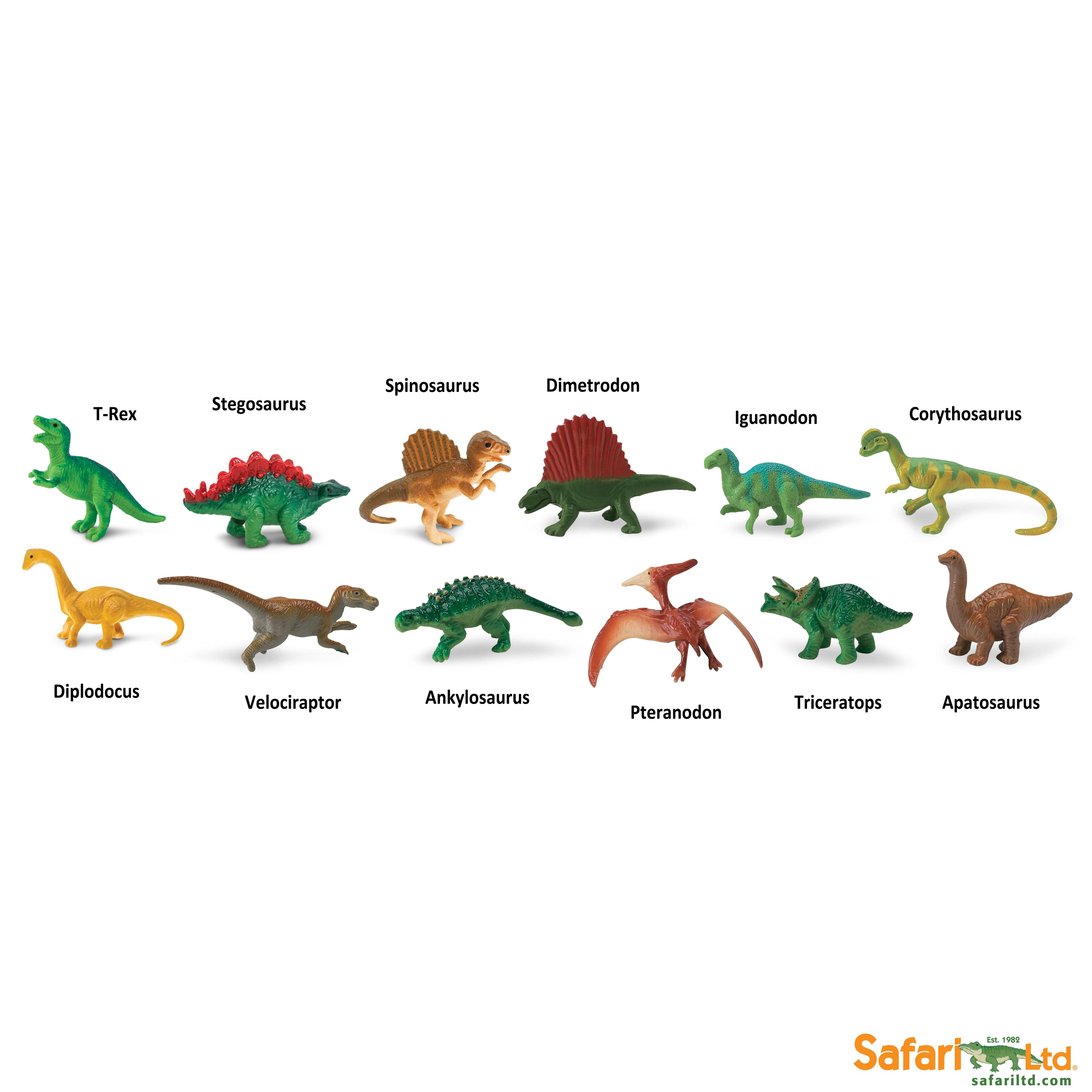 Půjčovna: Tuba - Dinosauři