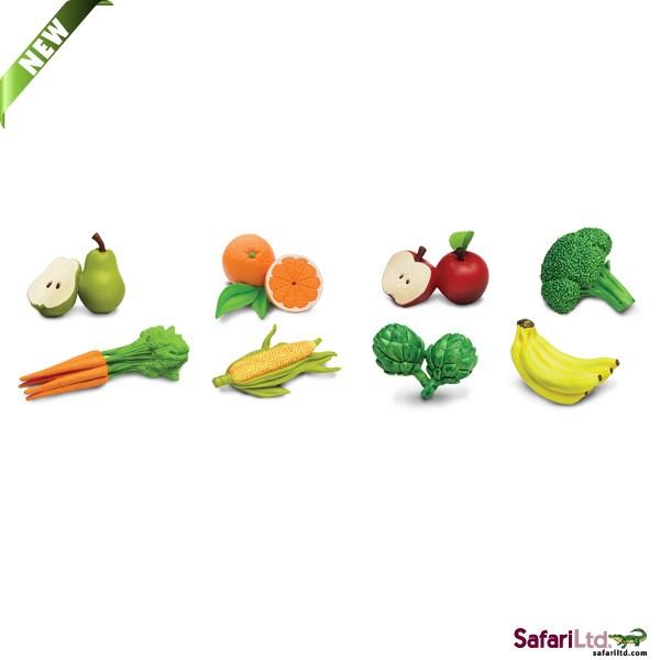 Tuba - Ovoce a zelenina