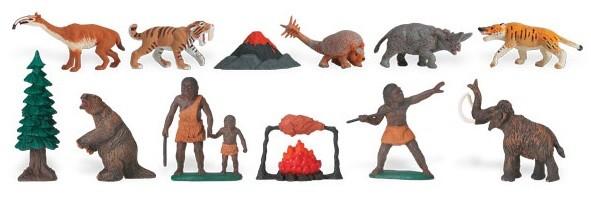 Tuba - Prehistorický život
