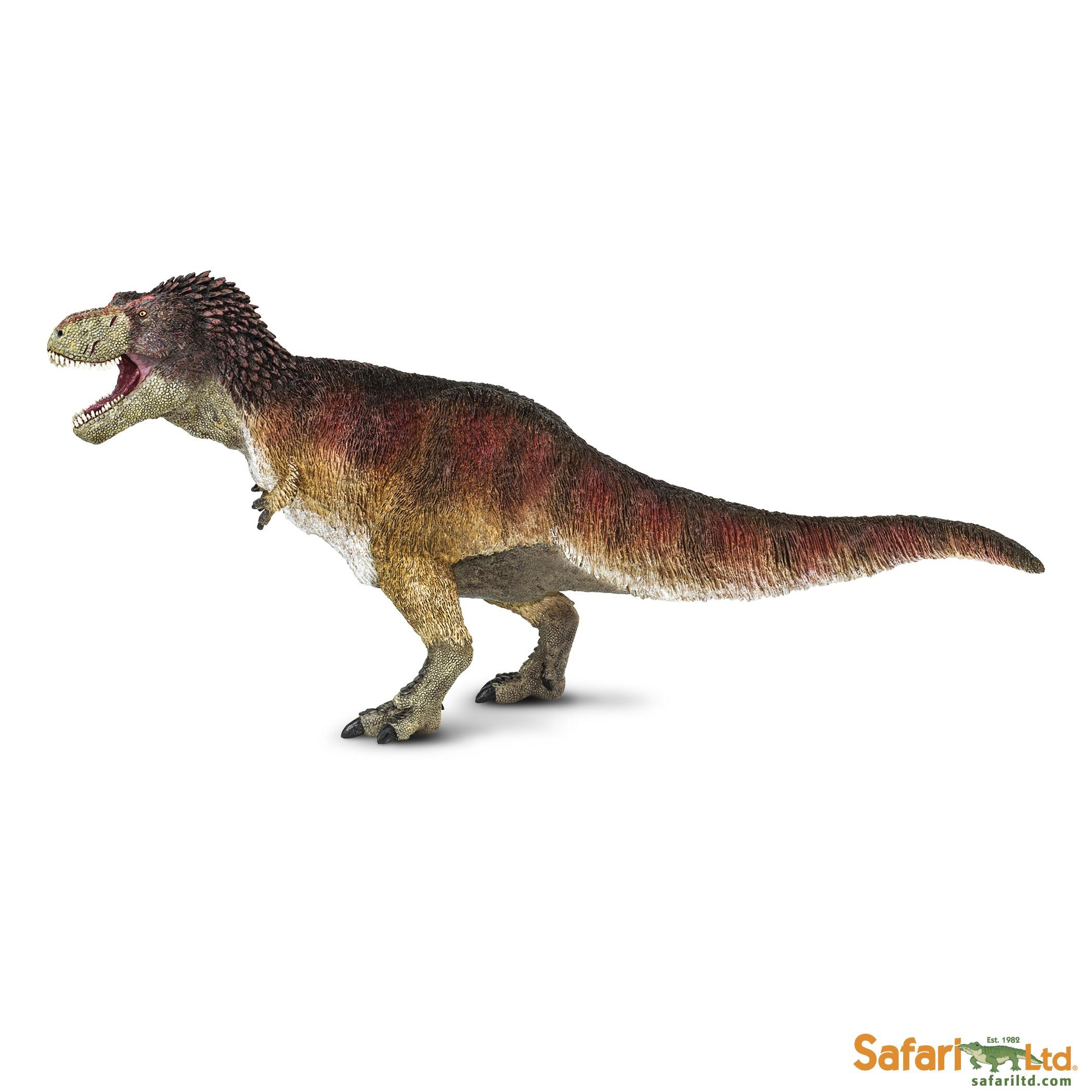 Tyrannosaurus Rex-osrstěný