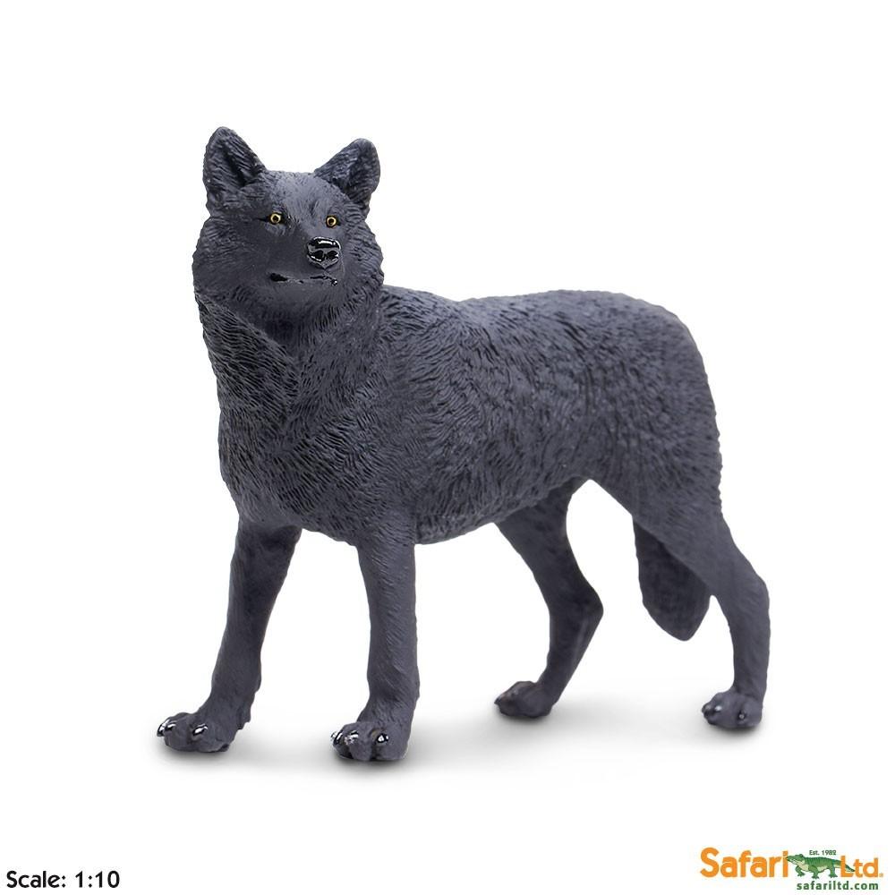 Vlk černý