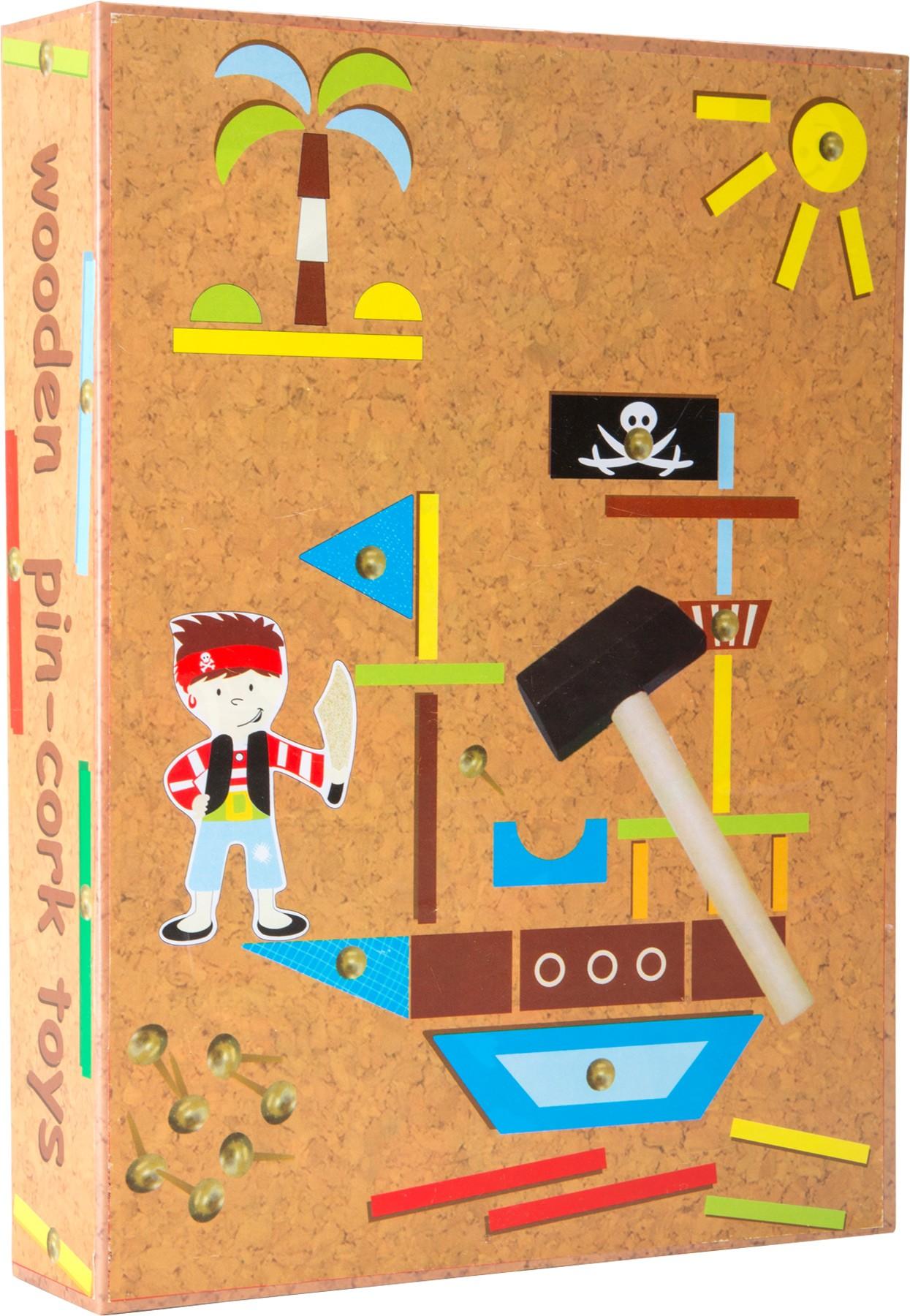 Zatloukačka pro starší - piráti