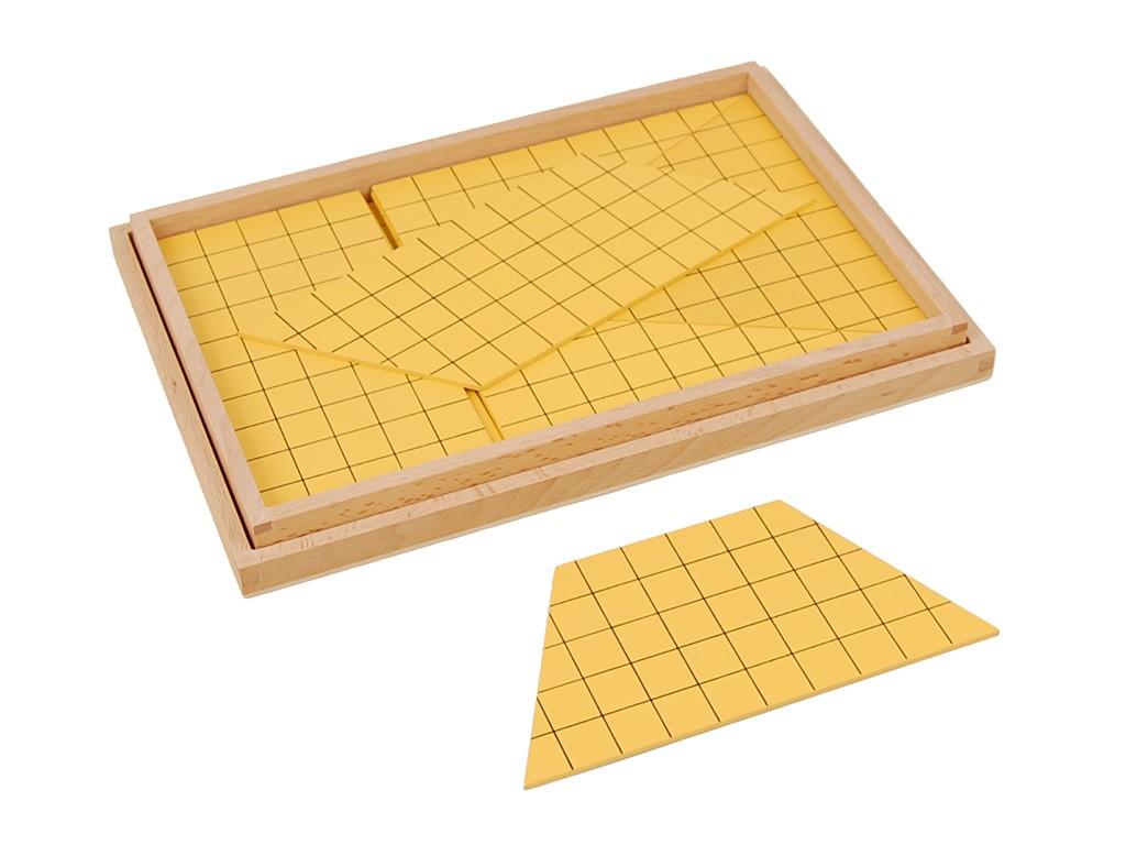 Žluté trojúhelníky