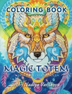 Magic Totem: Coloring Book – Nadiya Vasilkova