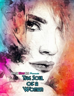 The Soul of a Woman - Grayscale Coloring Book - Karlon Douglas