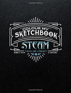 Colour My Sketchbook STEAM - Bennett Klein