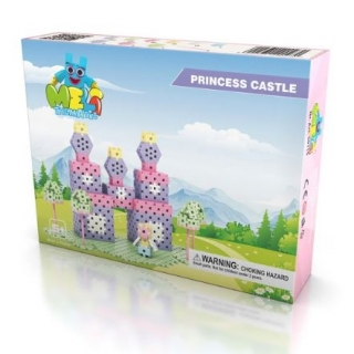 Stavebnice Meli Thematic Princess Castle
