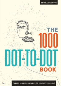 1000 Dot-to-Dot Book: Icons
