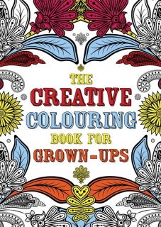 Creative Colouring Book for Grown-ups