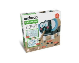 Makedo Find & Make Slon