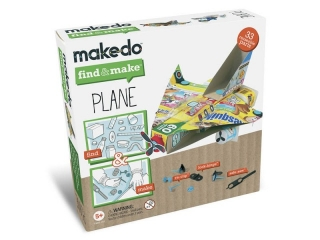 Makedo Find & Make Letadlo