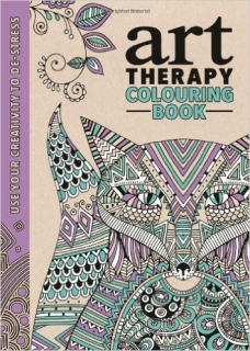 Art Therapy - an Anti-stress Colouring Book
