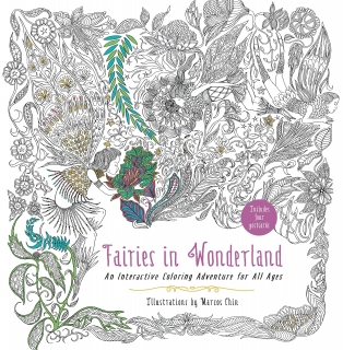 Fairies in Wonderland - Marcos Chin